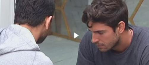 Grande Fratello Vip rapporto orale video