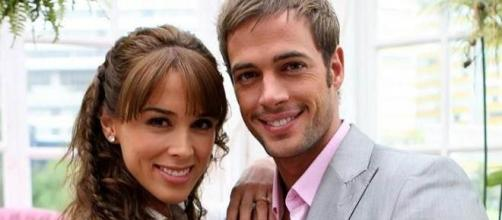 Jacqueline Bracamontes e William Levy
