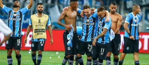 Grêmio está na final da Libertadores