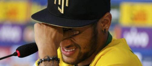 Neymar garantiu que essas notícias são mentirosas