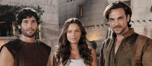 O aguardado final de Lázaro, Joana e Zac na novela 'O Rico e Lázaro'