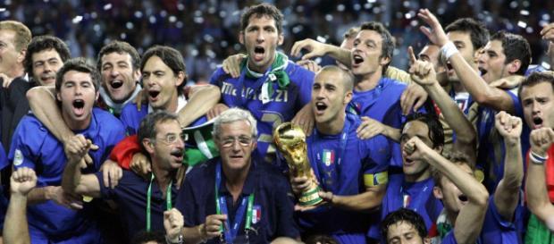 De l'Italie championne du monde en 2006 il ne reste plus grand chose (AFP).
