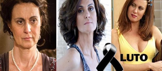 Famosos lamentam a morte de Márcia Cabrita