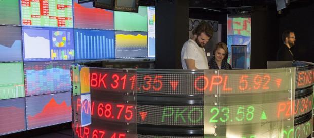 Financial markets now commoditized photo by Andrzej Barabasz via Wikimedia Commons