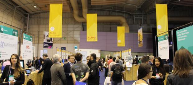 Foram mais de 2000 start-ups presentes ao longo do evento