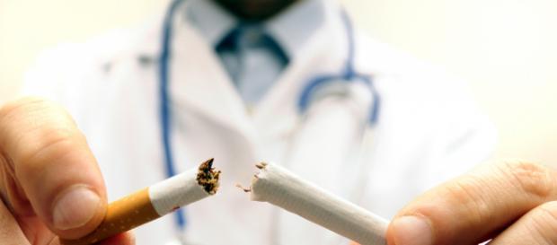 Médicos receitavam cigarros para pacientes