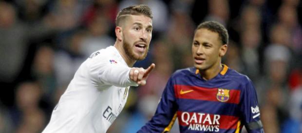 Sergio Ramos chambre Neymar et sa soeur - tribuna.com