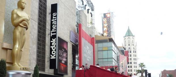 Venue of Academy Awards in Kodak Theatre, Los Angeles; (Image Credit: Greg Hernendez/Creative Commons)