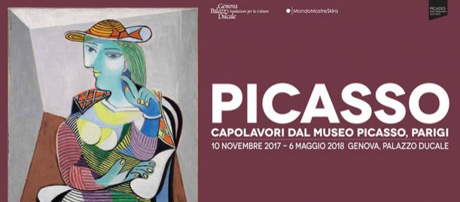 Mostra Picasso Genova 2017: orari e prezzi biglietti di Palazzo Ducale