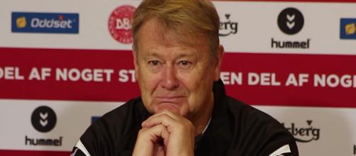 Åge Hareide, selezionatore della Danimarca