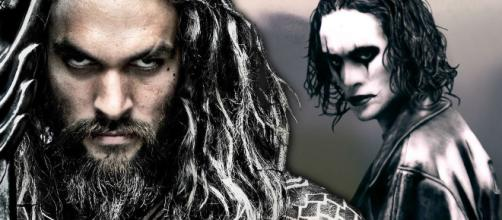 Aquaman's Jason Momoa Starring In The Crow Reboot | Cosmic Book News - cosmicbooknews.com