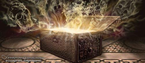 Caixa de Pandora | Desafie seu cérebro
