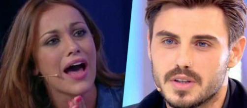 Gfvip: Teresanna Pugliese contro Francesco Monte