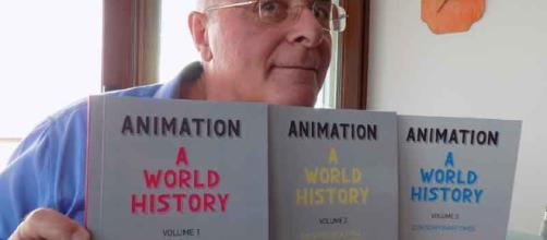 Giannalberto Bendazzi, autore di 'Animation: A World History' - giannalbertobendazzi.com