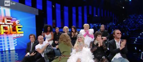 I cantanti dopo le imitazioni dell'ottava puntata