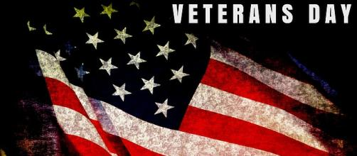 November 11 every year is Veterans Day [Image via Publicdomainpictures.net]