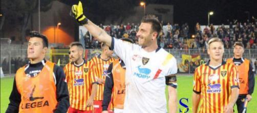 Record in campo per il Lecce. Foto Salento Giallorosso.
