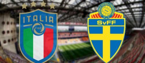 Ritorno playoff mondiali: Italia-Svezia