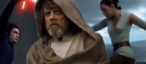 'The Last Jedi' holds a lot of secrets. [The Stupendous Wave / YouTube screencap]