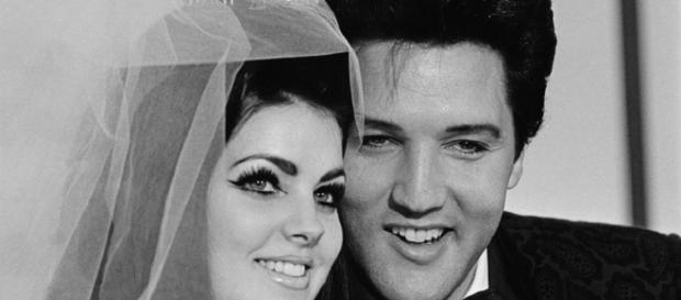 Elvis and Priscilla in happier times (source: Creative Commons, Flickr)
