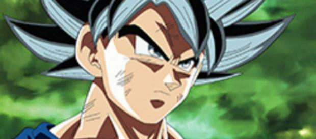 Ultra Instinct Goku! [Image Credit: Youtube / Anzu 361]