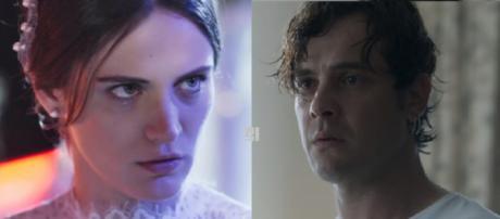 Clara ameaça Gael de morte e o expulsa de casa