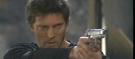 Franco knows who the real Jason Morgan is. (Image via Rlatson youtube screencap).