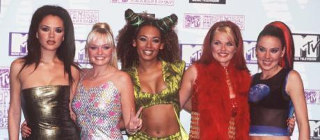 Spice Girls agli MTV Europe Music Awards del 1997