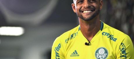 Volante pertencente ao Palmeiras atualmente
