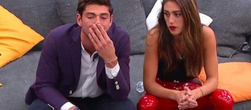 Cecilia e Ignazio al Grande Fratello VIP - bitchyf.it
