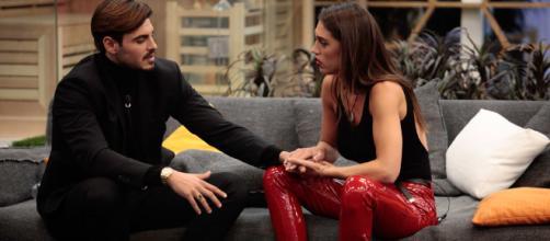 Cecilia Rodriguez lascia il fidanzato Francesco Monte in diretta ... - oggi.it
