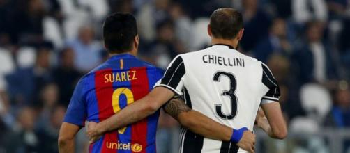 Champions League, Juventus-Barcellona in diretta tv su Premium ma non su Canale 5 in chiaro