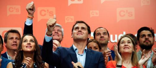Ciudadanos igualaría los resultados del PSOE según Metroscopia