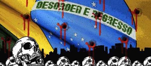 Desordem e retrocesso - Jornal Correio do Brasil - com.br