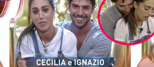 Ignazio si dichiara per Cecilia e spara una frase particolare - bitchyf.it