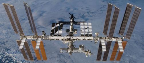 The International Space Station. (Image credit - Crew of STS-129, Wikimedia Commons)