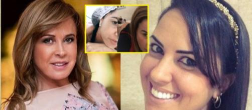 Zilu e Graciele Lacerda postam fotos de tratamento do bumbum e internet critica