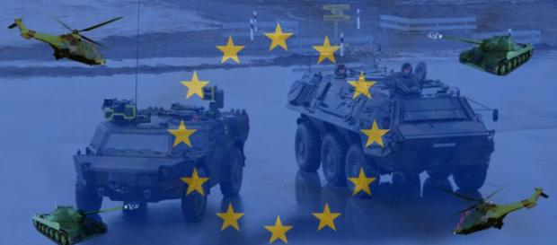 Europe Pushes for an EU Army | Tomorrow's World - tomorrowsworld.org