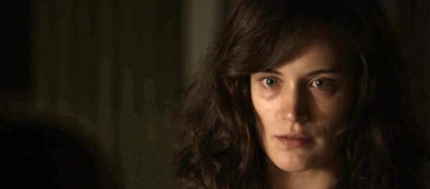 Imagem: Clara em cena de 'O Outro Lado do Paraíso'