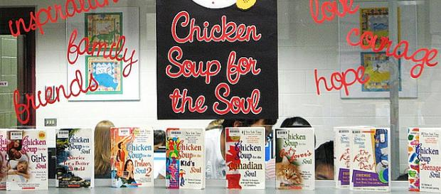 November 12 is National Chicken Soup for the Soul Day [Image: Enokson/Flickr.com]