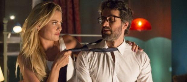 O médico e a enfermeira se casarão na trama das nove