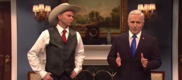 """Saturday Night Live"" on Roy Moore, via Twitter"