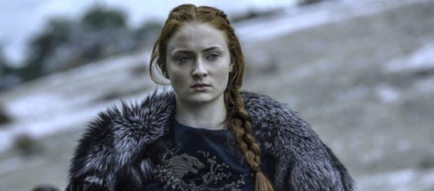 Un análisis detallado del personaje Sansa Stark, interpretado por Sophie Turner