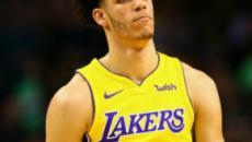 Lonzo Ball breaks LeBron James' 12-year old record
