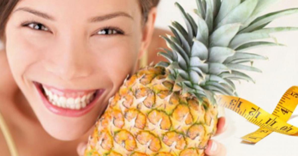 Diete Per Perdere Peso In Pochi Giorni : Dieta dell ananas come dimagrire in pochi giorni e dire addio