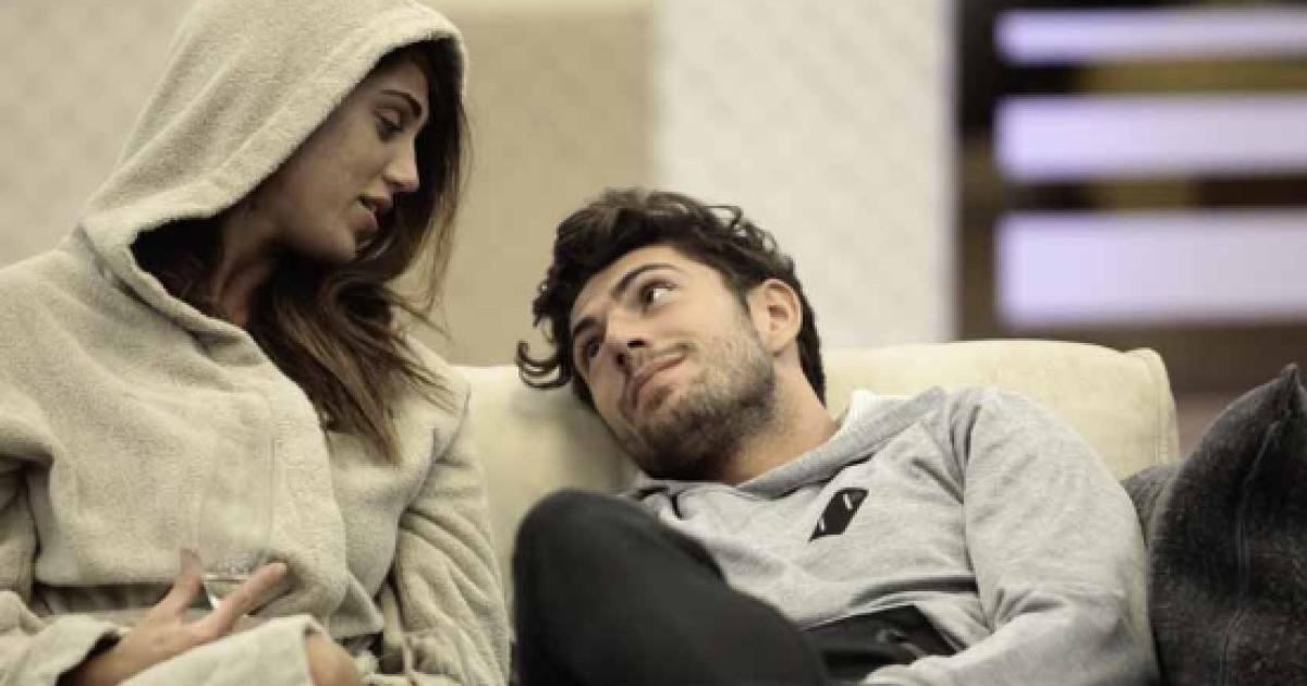 Grande Fratello Vip 2, news: Cecilia e Ignazio separati ...