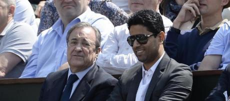 El presidente del Paris Saint Germain 'amenaza' al Real Madrid en ... - elgoldigital.com