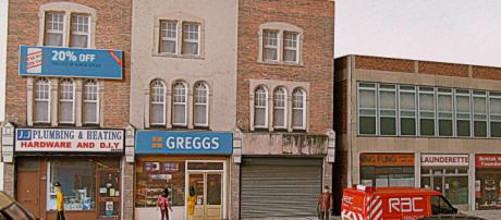 Greggs: A store we are all used to seeing on the high street - John Howe - Flickr