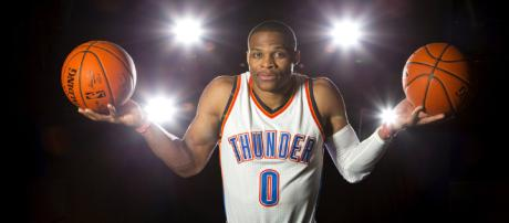 OKC Thunder: How Russell Westbrook became the story of the NBA ... - newsok.com