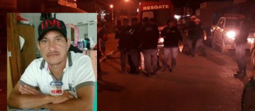 Acusado de quatro estupros foi morto a tiros em frente a bar em Vilhena, Rondônia